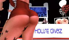 Solange Daviau @ House Divaz