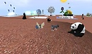 It's turning into a zoo at VAA! - Lorimae Undercroft