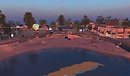 Swimming, surfing in Second Life - Koinup Burt