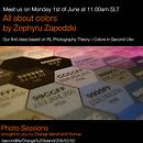 a Photo Session all about colors by Zephyru Zapedzki