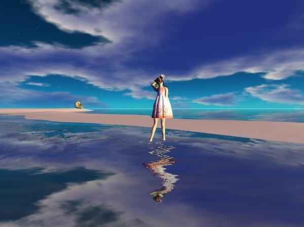 Second Life からのポストカード - teto Sosa