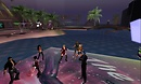 AMP party at MILKYWAY sim