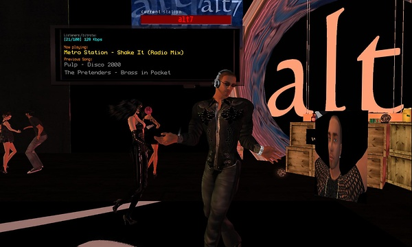 dj space grelling at alt7