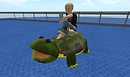 My hover turtle - Lorimae Undercroft