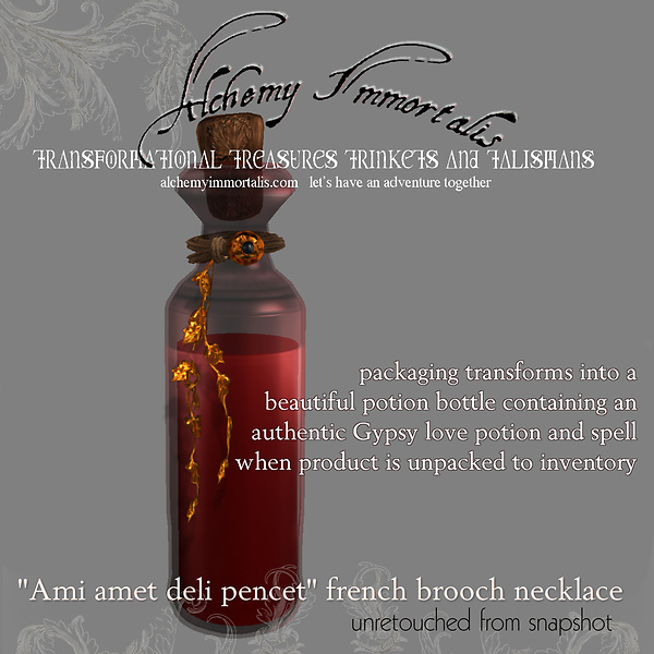 Special Edition Potion Bottle