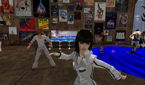 raftwet jewell dancing at blac...