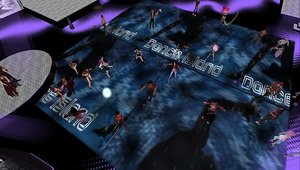 dance island is number #1
