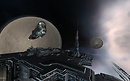 Eve Online: exiting a station