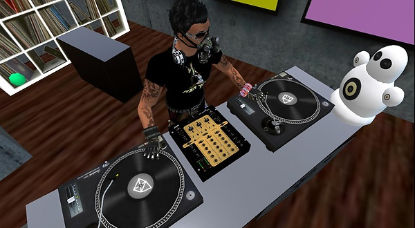 dj grip talon : HOME : the a l...