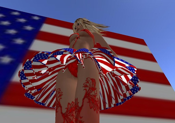 Freedom, Liberty and Fashion for All