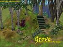 Grove - 10 Mossy Terrains