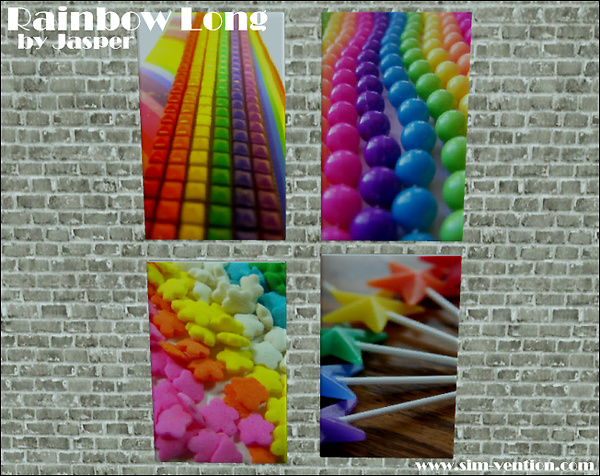 Rainbow Long