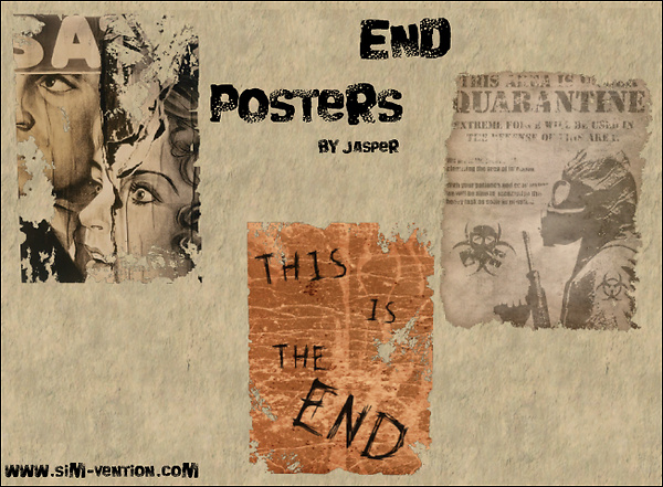 End Posters