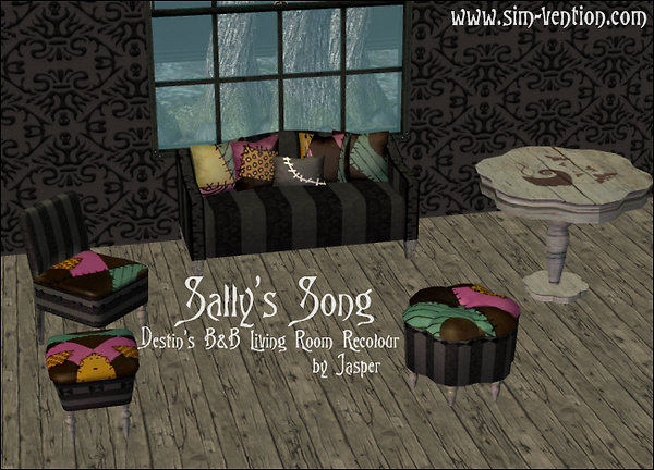 Sally's Song Living Room