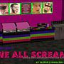 We All Scream - Ice Cream Parlour