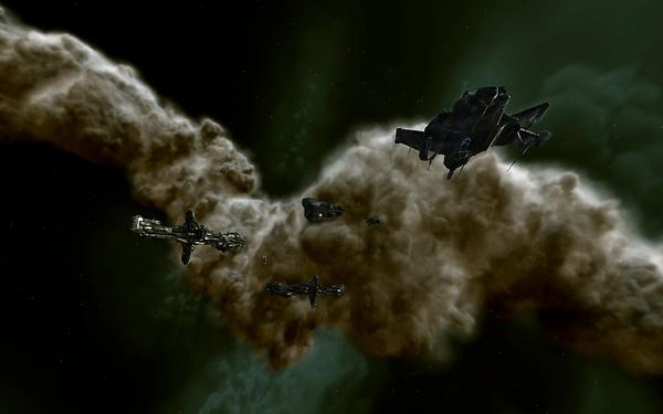 Eve Online: Gathering