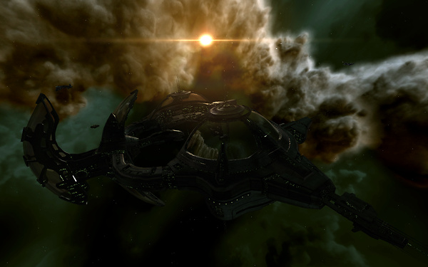 Eve Online: where darkness rules