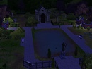 sims 3 in the night