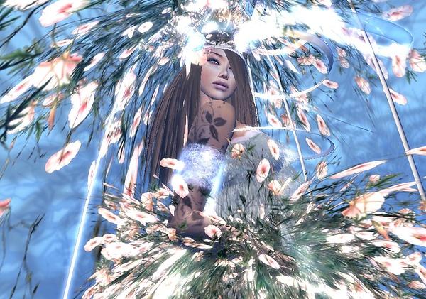 Lady of the Lake Raw image
