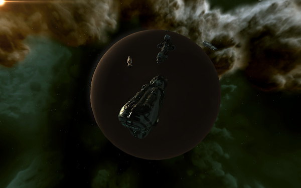 Eve Online: level5