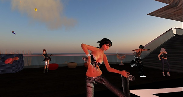 rafee at alt7 for dj space gre...