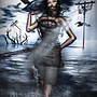 The Niven Collection - Eiffel Tower Dress