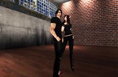 Michil and Morgana