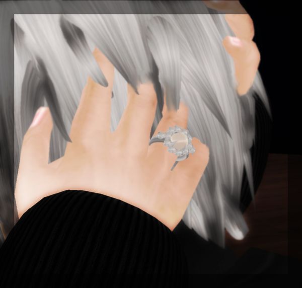 I found my ring