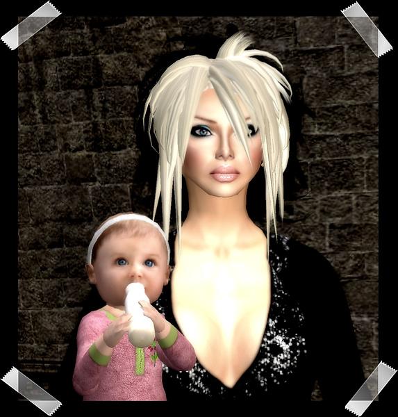 Kitana and Mommy