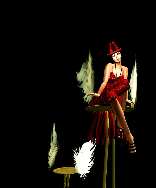 flapper1 - morgana hilra