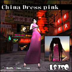 China Dressspink