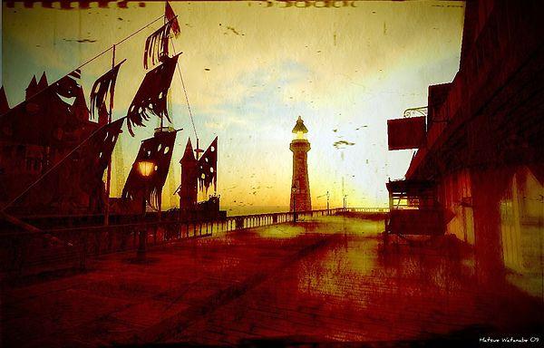THE VAMPIRE CITY