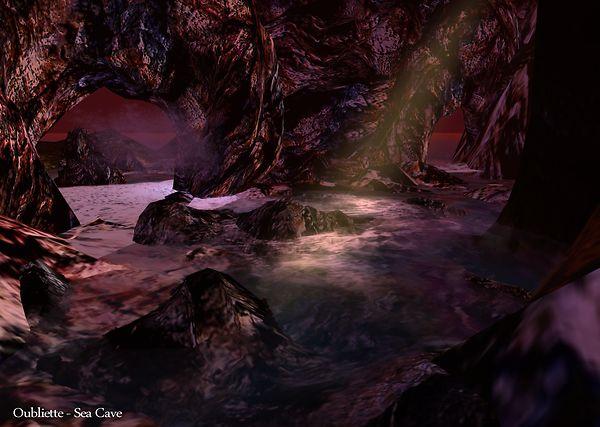 Oubliette - Sea Cave