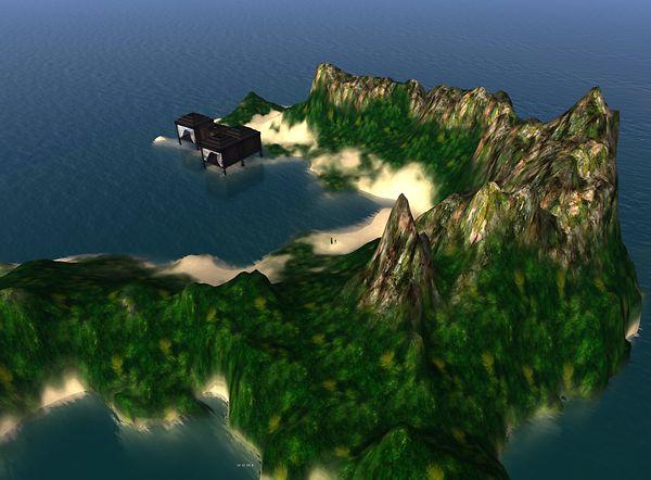 Milli Santos -Deserted Isle