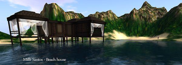 Milli Santos - Beach House 2