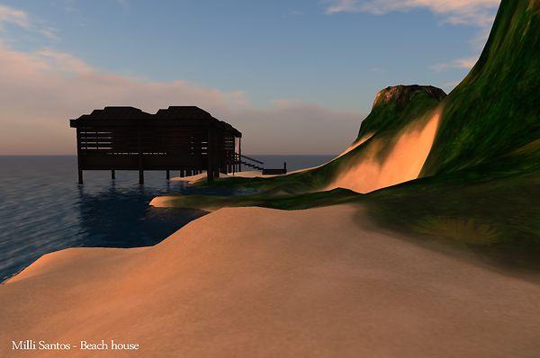 Milli Santos - Beach House