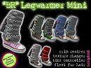 Vendor Support Month 2009 - *BR* Legwarmer gift