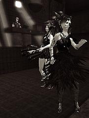 False Pixelmaid & LuLu Seetan @ Drain Club