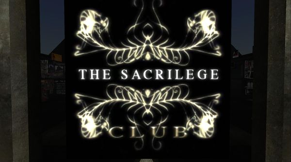 the sacrilege gothic club