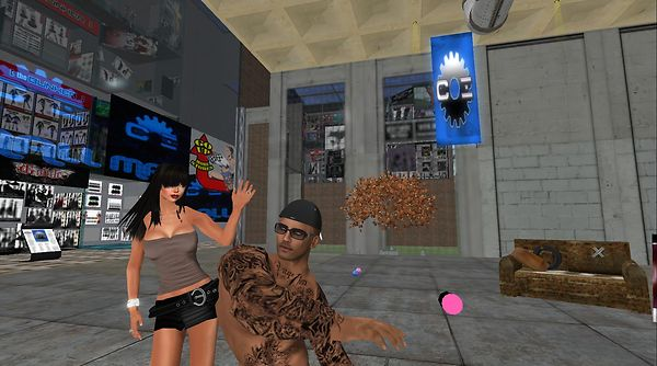rafee, xavi at club industry p...