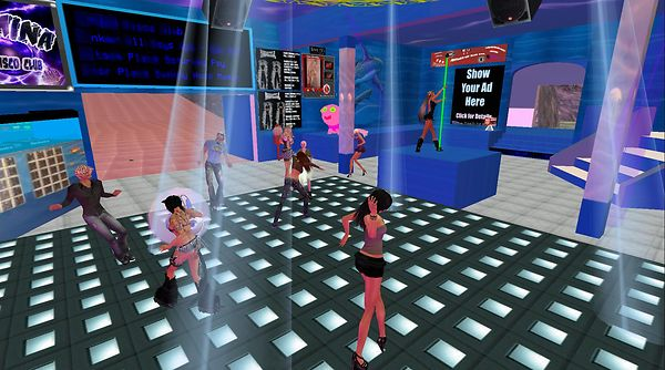 sl domina disco club party