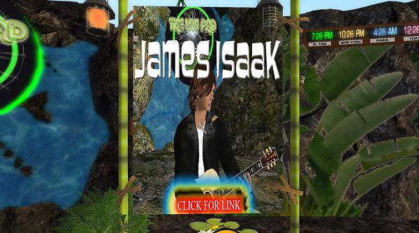 james isaak in second life