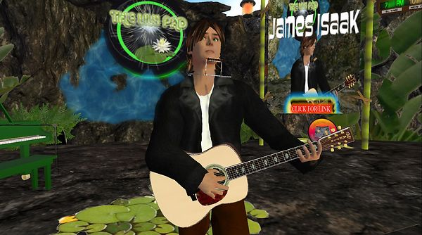 jamesisaak misfit in virtual world