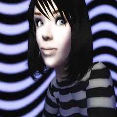 Ani Striped Glow