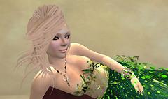 Green mask series