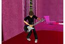 Con la chitarra...