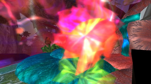 flower at organica