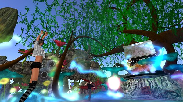 party at organica