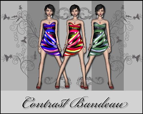 3D_Avatar styling community_Frenzoo_contrast-bandeau