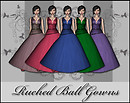 3D_Avatar_Frenzoo styling community_ruched-ball-gowns